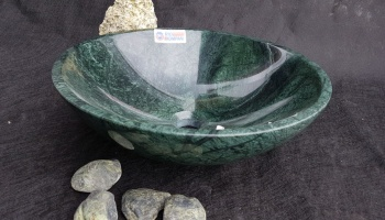 Washbasin Indian Green