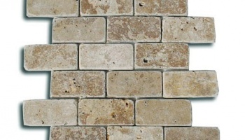 Mosaic Travertine Tumbled