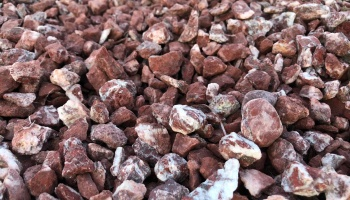 Pebble Red Rock